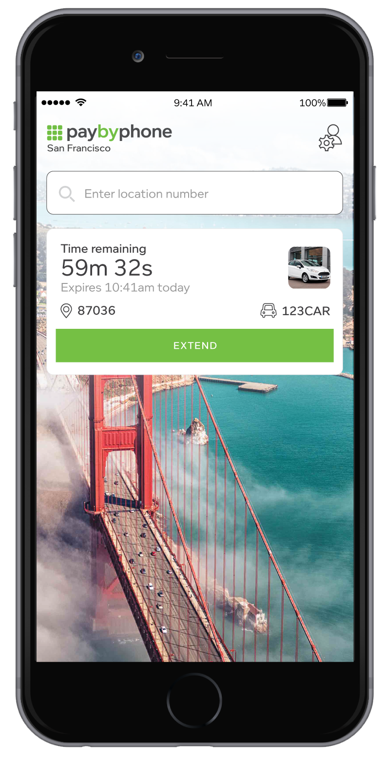Parking mobile app & payment solution | PayByPhone